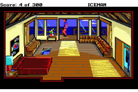 Download Code-name: Iceman adventure for DOS (1989 ...