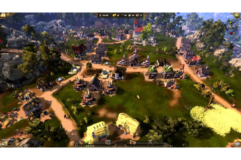 The Settlers 7: Paths to a Kingdom - Campaign Gameplay ...