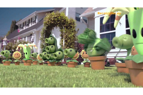 Plants vs Zombies 2 | Its About Time Trailer - YouTube