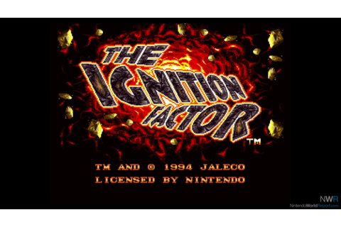 The Ignition Factor - Game - Nintendo World Report