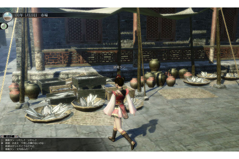 Dynasty Warriors Online Review and Download