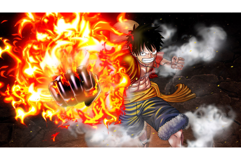 Get ONE PIECE BURNING BLOOD - DEMO - Microsoft Store