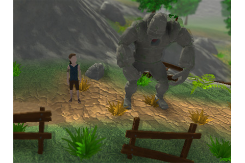 The Boy and the Golem - online game | GameFlare.com