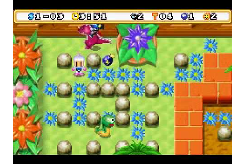 Bomberman Max 2 Red (GBA) - YouTube