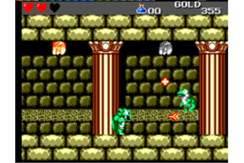 Wonder Boy III: The Dragon's Trap - Wikipedia