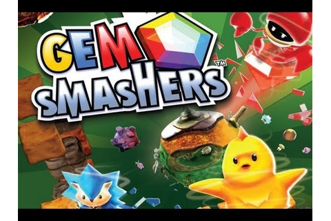 CGRundertow GEM SMASHERS for Nintendo 3DS Video Game ...