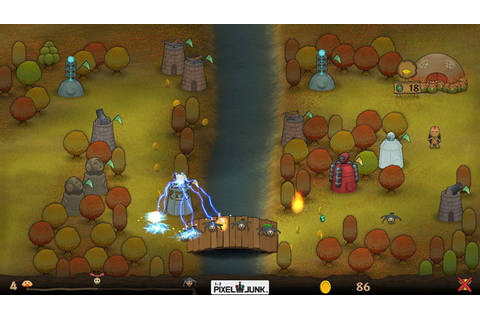 PixelJunk Monsters Patch Adds Difficulty Levels, Trophies ...