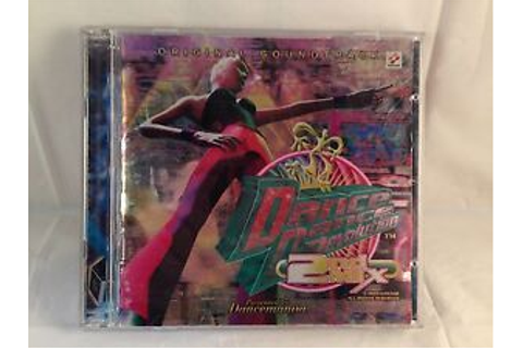 DDR Dance Dance Revolution 2nd MIX Original Soundtrack ...