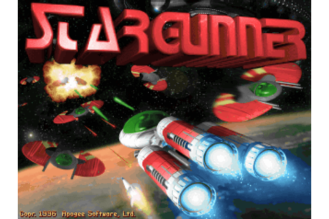 "Captain Williams =/\= | Stargunner Feature | PC DOS | ""In ..."