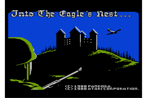 Download Into The Eagle's Nest - My Abandonware
