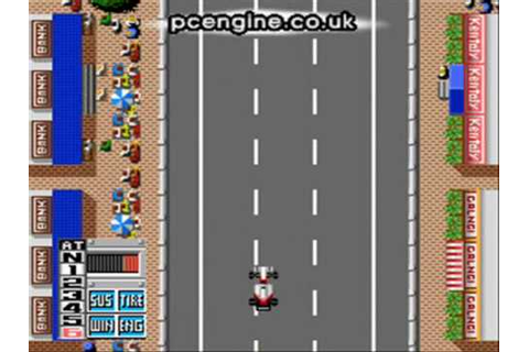 PC Engine Gaming: F1 Circus - YouTube