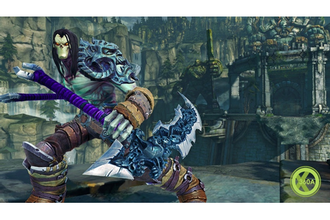Darksiders Game Save Unlocks War Armour and Scythe in ...
