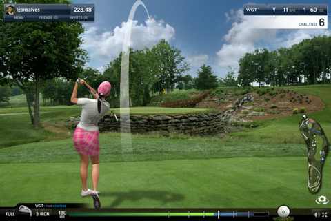 World Golf Tour: High Quality Online Gaming Fun • Geek Insider