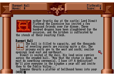 Zork Zero Download (1989 Amiga Game)