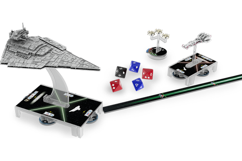 Tabletop Fix: Fantasy Flight Games - Star Wars: Armada Preview