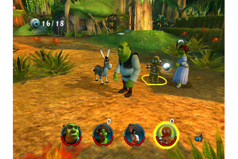Free Download Games Shrek 2 (mediafire)