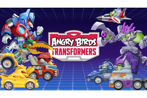 'Angry Birds Transformers' for iOS and Android game review