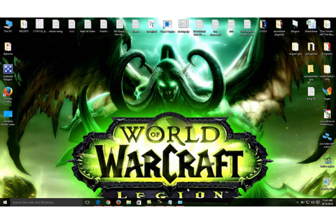 World of Warcraft Legion download free game - YouTube