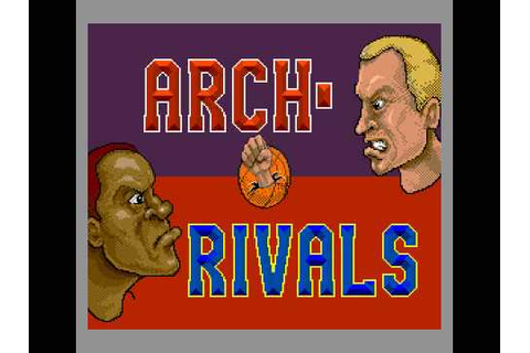 Arch Rivals Arcade In-Game Music - YouTube