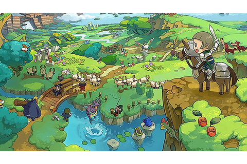 Fantasy Life coming to 3DS in North America this October ...