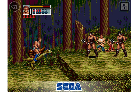 Golden Axe for Android - APK Download