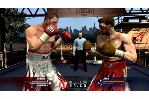 Don King Presents Prizefighter - Career Mode part 15 - YouTube