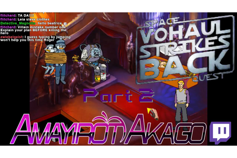 Space Quest: Vohaul Strikes Back (Part 2) (April 1st 2016 ...