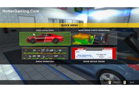 Car Mechanic Simulator 2014 PC Game |Free Download Games