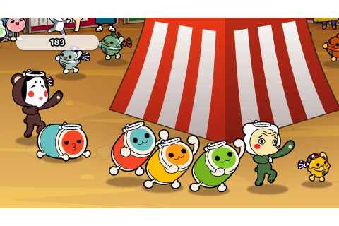 Taiko Drum Master for Nintendo Switch Gets Japanese ...