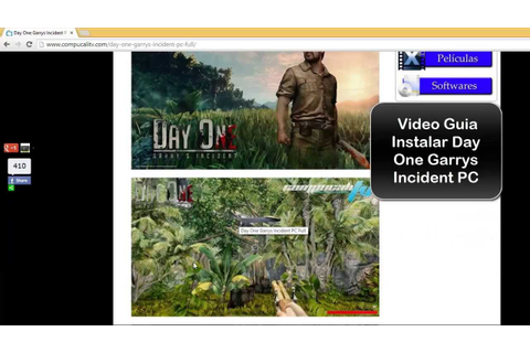 Descargar Day One Garrys Incident PC Game - YouTube