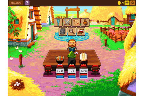 Knights of Pen and Paper 2 | Games | Pocket Gamer
