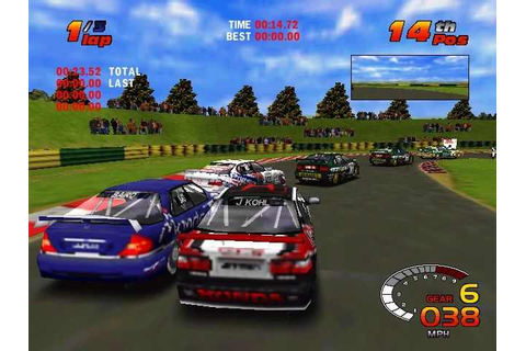 TOCA 2 Touring Cars Download Free Full Game | Speed-New