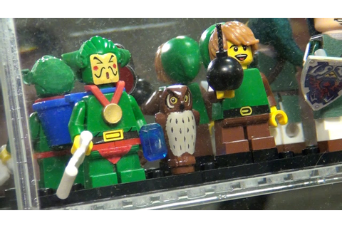 Custom LEGO video game minifigures – BrickFair Virginia ...