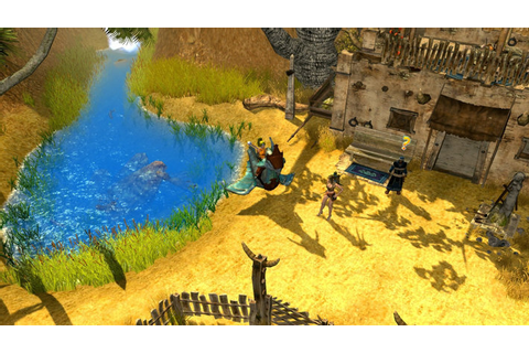 Buy Sacred 2 Gold PC Game | Download