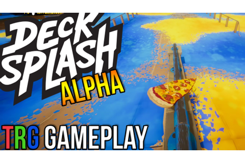 TRG - Decksplash Alpha Test Gameplay - First Impressions ...