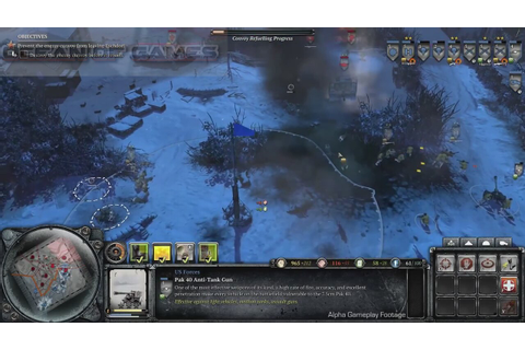 Company of Heroes 2 Ardennes Assault Free Download - Ocean ...
