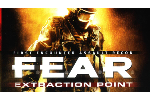 CGR Undertow - F.E.A.R. EXTRACTION POINT review for PC ...