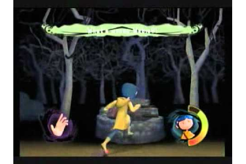 Let's Play Coraline, Episode 5: SCREW IT, JUST RUN! - YouTube