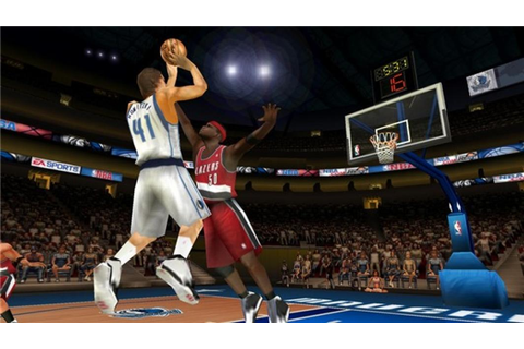 NBA Live 07 Free Full Game Download - Free PC Games Den