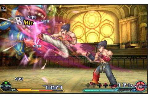 Project X Zone 2 - Game - Nintendo World Report