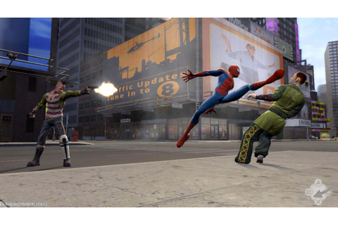Spiderman 3 Game Free Download - Game Maza