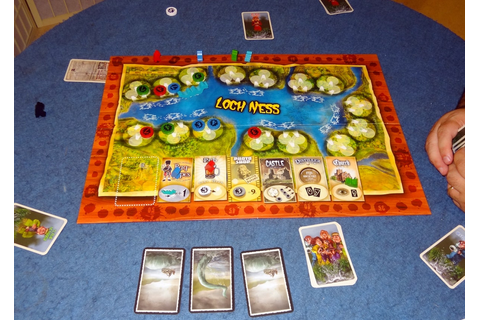 Loch Ness Is a Monstrously Good Family Board Game | WIRED