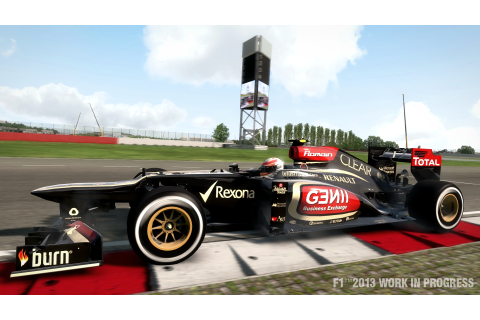 Image Gallery Formula 1 2013 Game