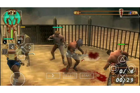 Gladiator Begins Psp Game Download For Android. - Android ...