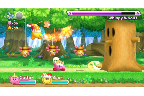 Video: Check Out Kirby's Adventure Wii on the Wii U eShop ...