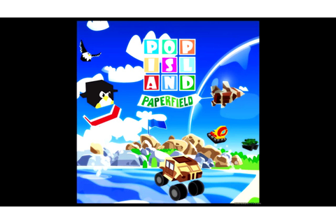 Pop Island Paperfield Complete Soundtrack - YouTube