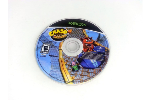 Crash Nitro Kart game for Xbox (Loose) | The Game Guy