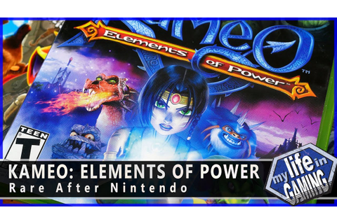 Kameo: Elements of Power - Rare After Nintendo # 3 / MY ...