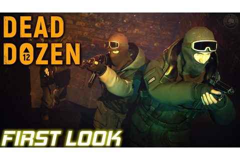 Survival Of The Fittest | Dead Dozen First Look Gameplay ...