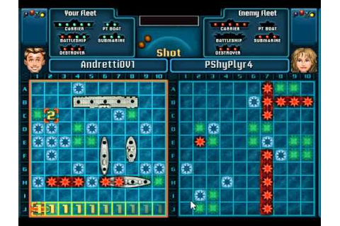 Battleship Online Game - YouTube